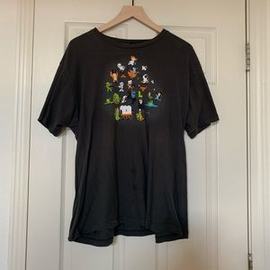 Loot Crate Retro Gaming Grey Tee